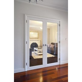 1 Lite Glass French Door