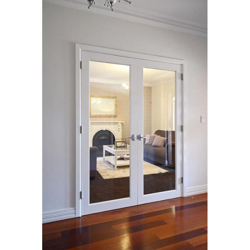 1 Lite Glass French Door (French Doors) by www.doubledw.com