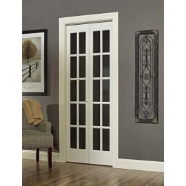 10 Lite Glass Bifold Door