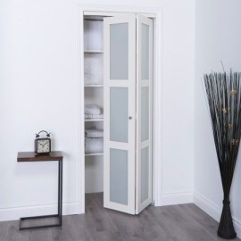 3 Lite Glass Bifold Door